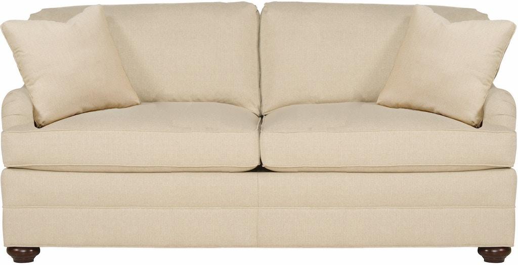 Astonishing Vanguard Living Room East Lake Sofa 603 2S Norwalk Evergreenethics Interior Chair Design Evergreenethicsorg