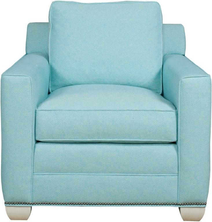 Vanguard Living Room Summerton Chair 610 Ch Hamilton