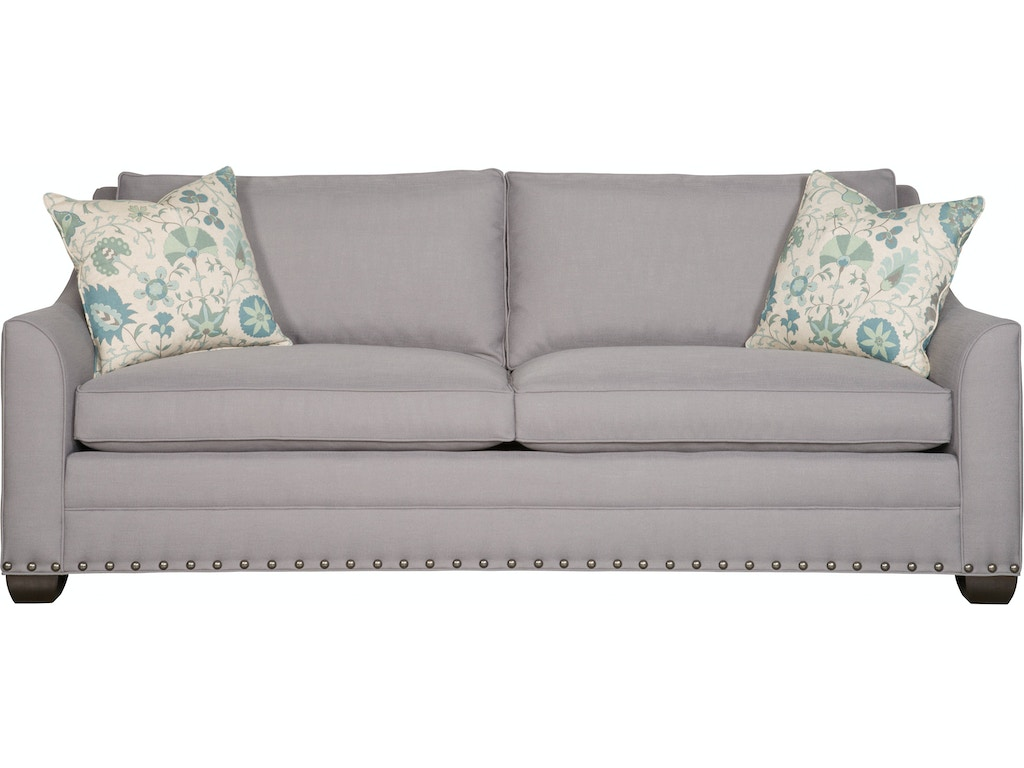 Southern Furniture Living Room Hudson Sofa 25221 Whitley