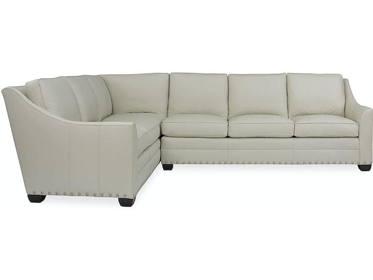 Vanguard Living Room Nicholas Left/Right Arm Corner Sofa 644