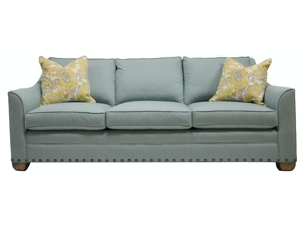 Vanguard Living Room Nicholas Sofa 644 S Whitley Furniture Galleries Zebulon Nc
