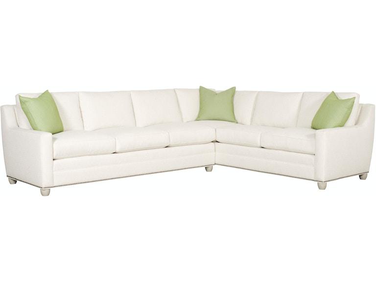 Vanguard Fairgrove Left Right Arm Sofa 652 Las