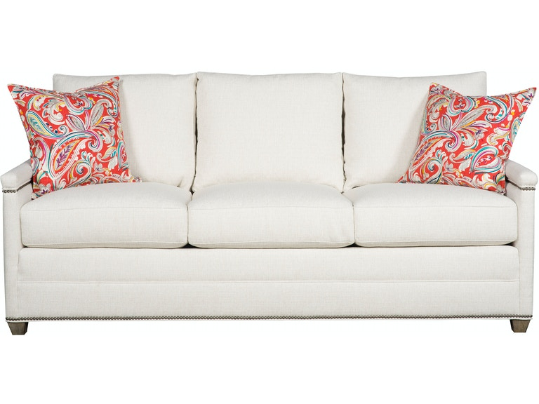 Vanguard Living Room Connelly Springs Sofa 656 S Toms