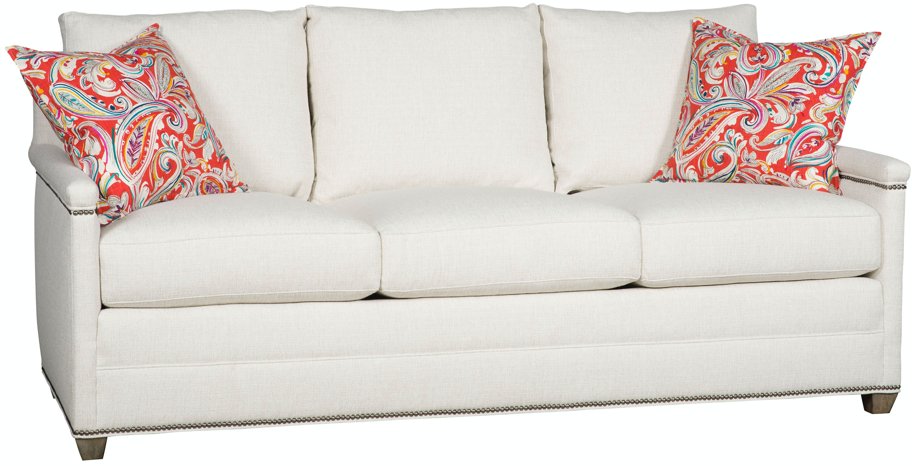 Vanguard Connelly Springs Sofa 656 S