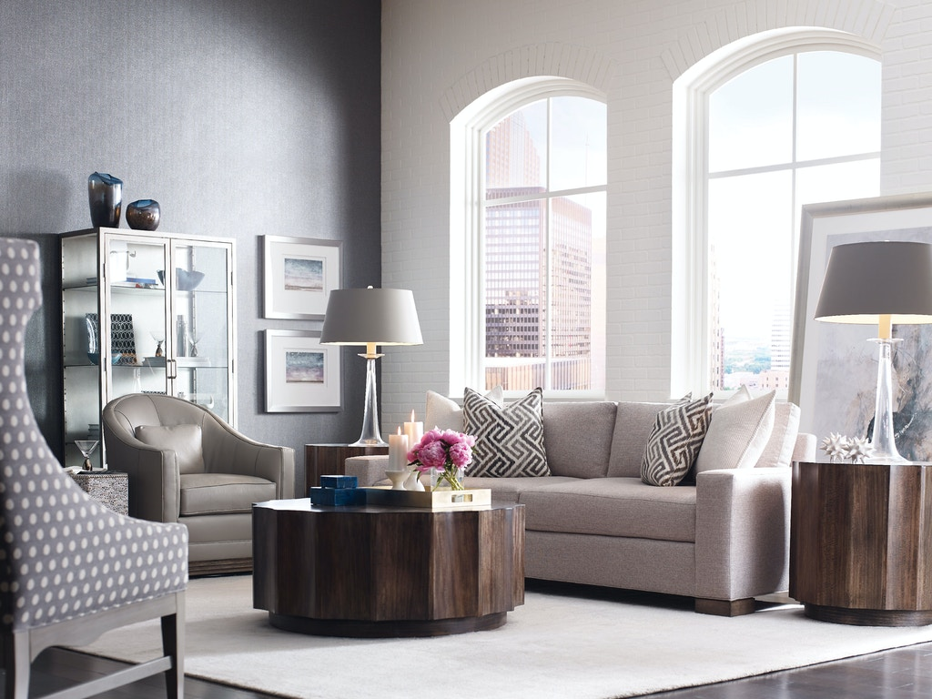 Vanguard Living Room Claremont Sofa 654 2s Tin Roof