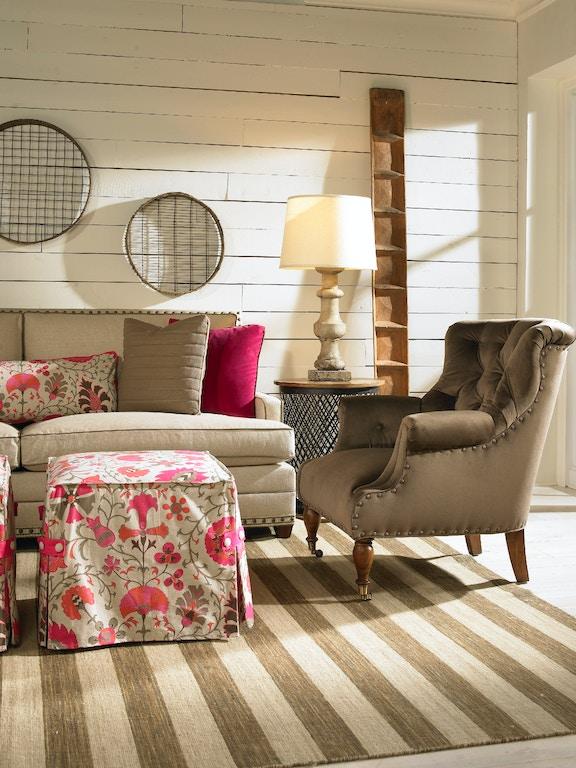 Vanguard Living Room Furniture: Vanguard Living Room Riverside Sofa 604-2S