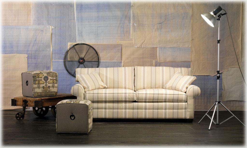 Vanguard Living Room Viewmont Sofa 621 2s Hamilton Sofa