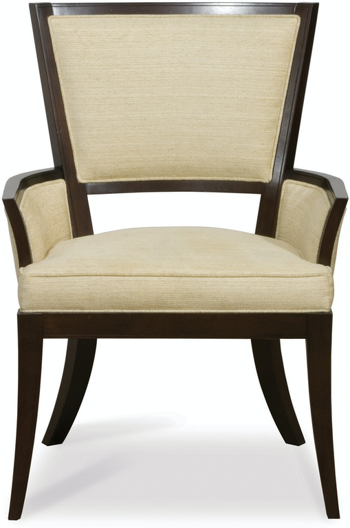 Michael Weiss Vanguard Furniture: Vanguard C70A Dining Room Leland Arm Chair