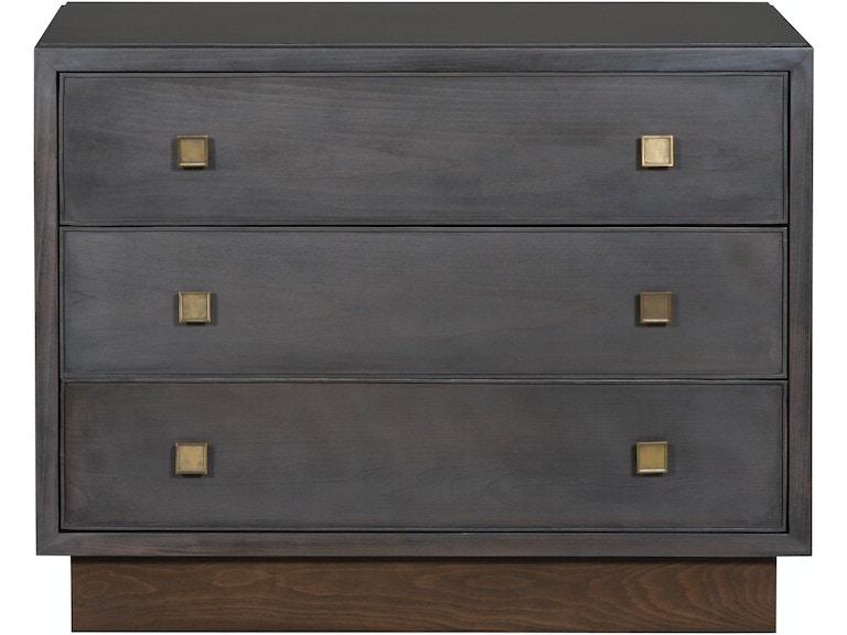 Vanguard Bedroom Mckinney Side Table Cc0 At Louisiana Furniture Gallery