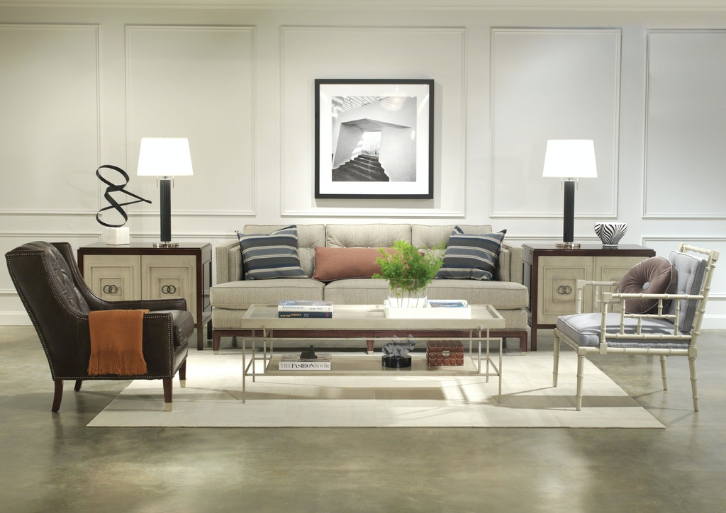 Vanguard Furniture Living Room Langley Cocktail Table W417c Louis