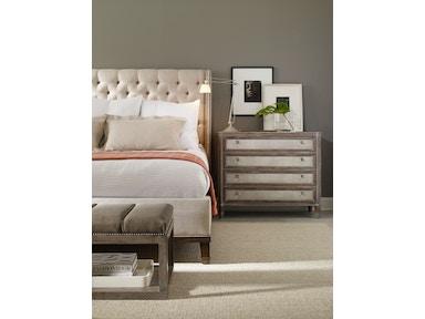 Vanguard Bedroom Cleo King Bed W521k Hf Hickory