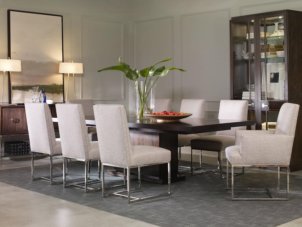 Vanguard Dining Room Bradford Dining Table W738t Saxon