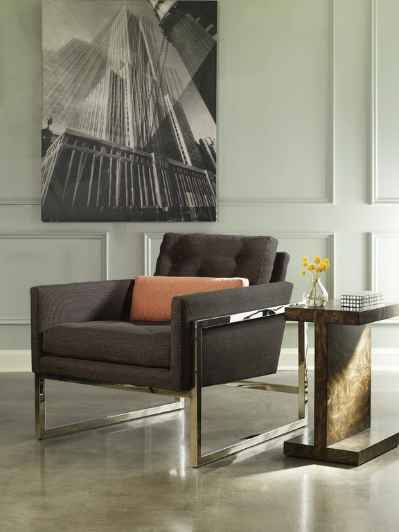Vanguard Living Room Beckwith End Table