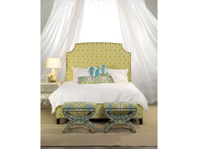 Vanguard Bedroom Bonnie Bruno Queen Bed 502cq Pf Seville