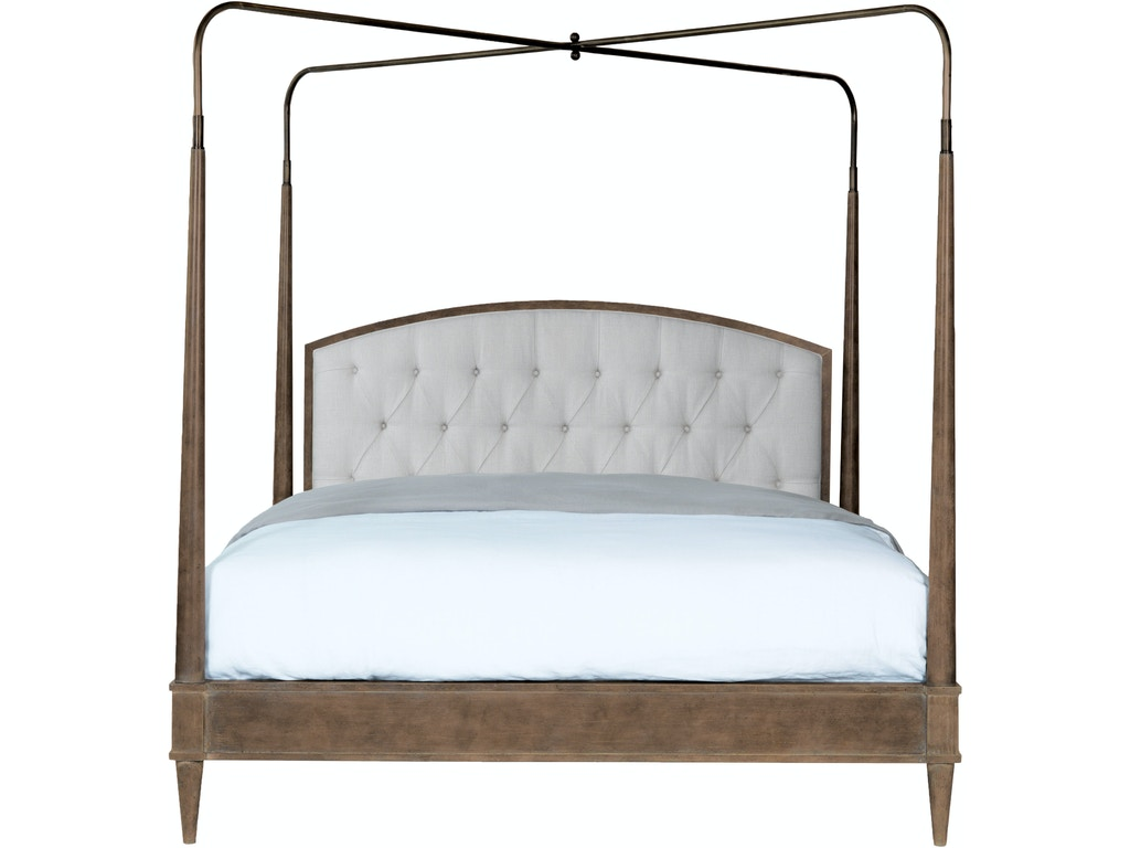 Bedroom Anderkit Tufted Headboard Queen Bed V1741qhf At