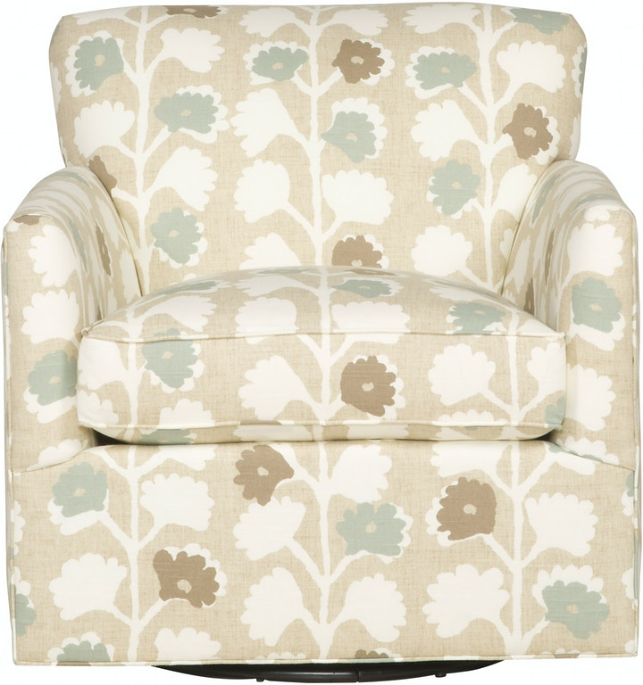 Magnificent Vanguard Living Room Wendy Swivel Chair V235 Sw Hickory Short Links Chair Design For Home Short Linksinfo