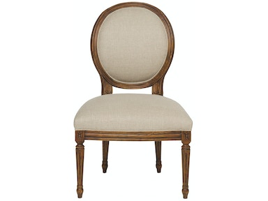 Vanguard Dining Room Genevieve Dining Side Chair V283s