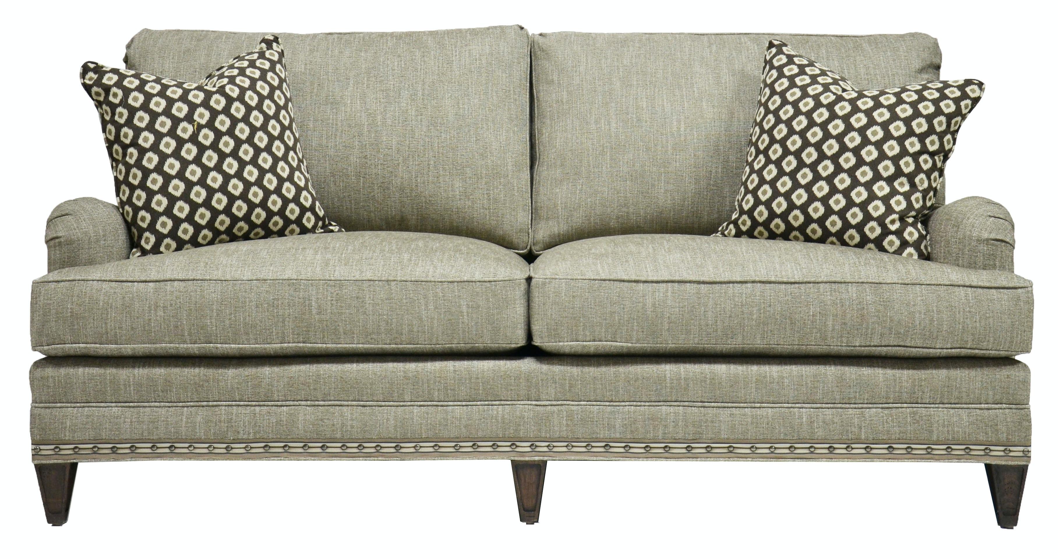 Vanguard Winslow Sofa V295 S - Hamilton sofa and Leather Gallery