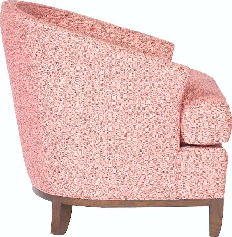 Vanguard Living Room Greta Chair V4009-CH - Whitley Furniture ...