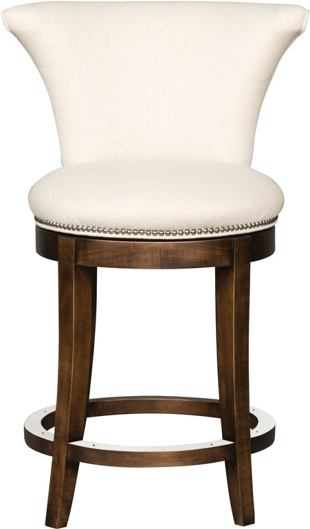 Vanguard Avery Swivel Counter Stool