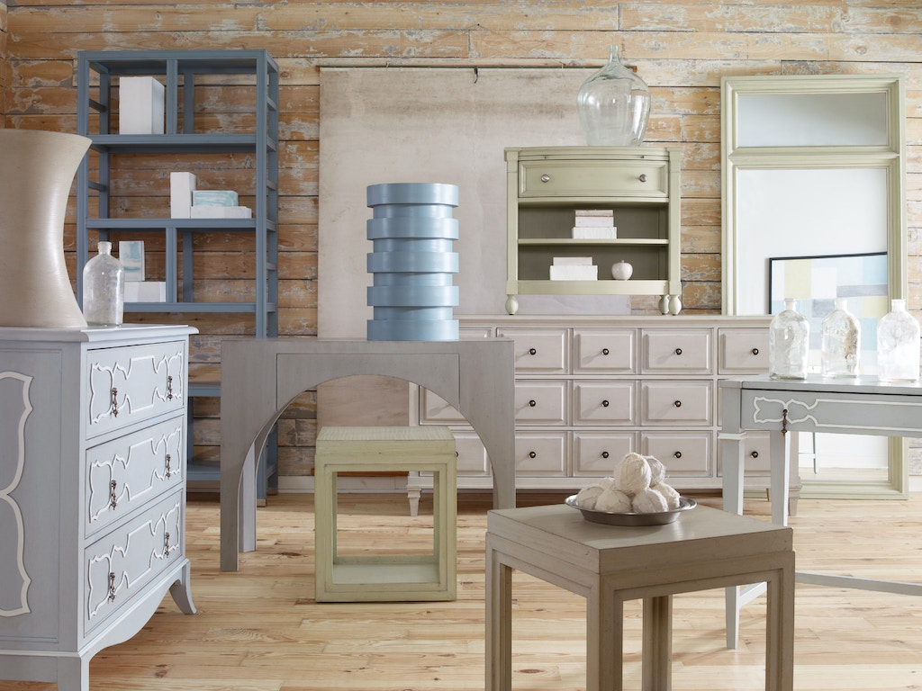 Vanguard Bedroom Louis Drawer Chest P550d Hickory