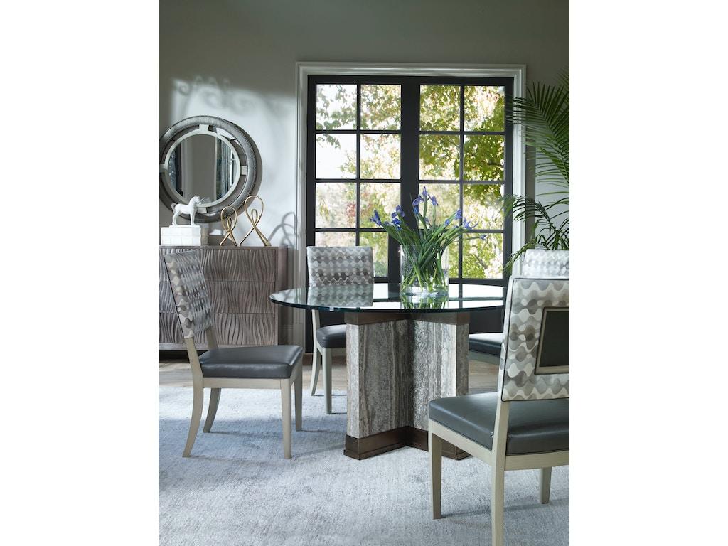 Vanguard Dining Room Juliet Side Chair V12 Ch Paul