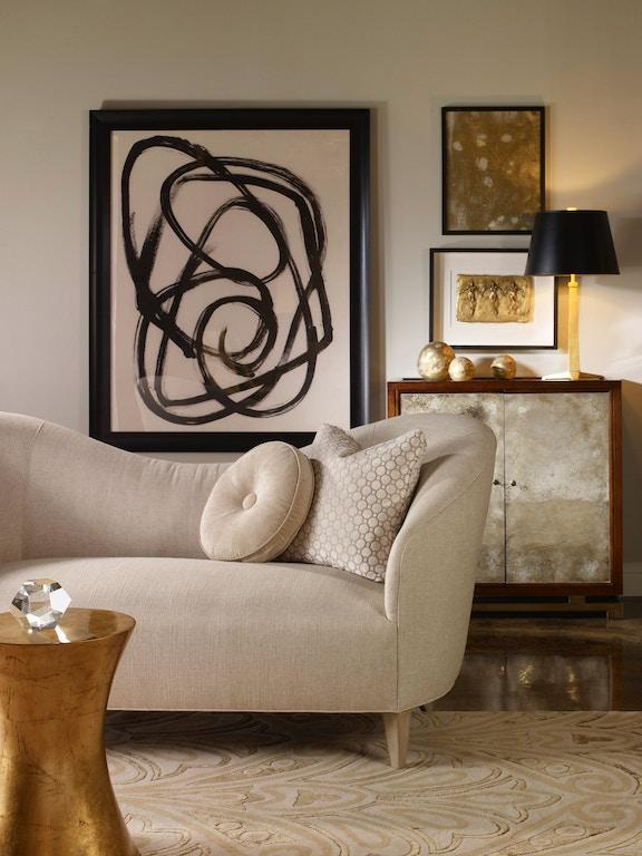 Vanguard Living Room Furniture: Vanguard Living Room Bowen Settee V234-SE