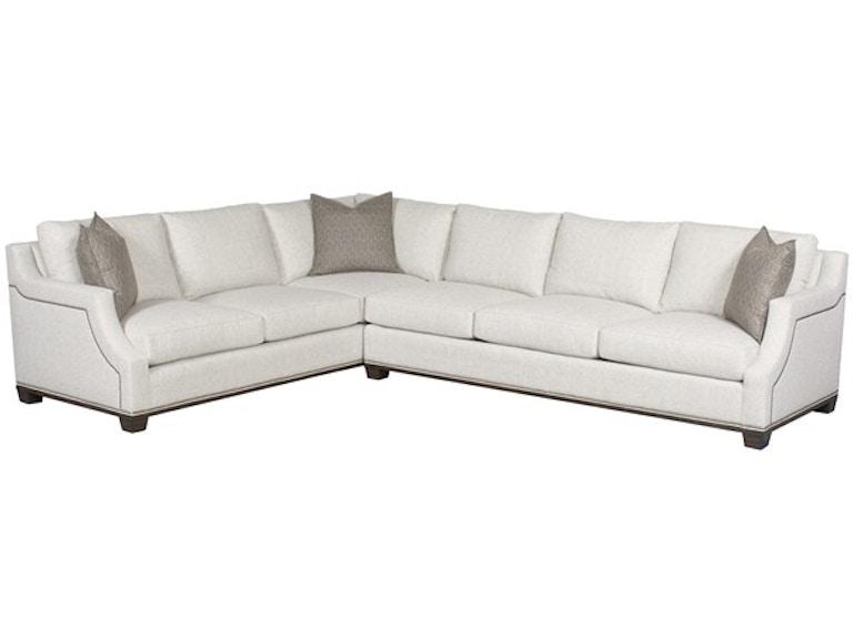 Vanguard Michael Weiss Abingdon Left Right Arm Corner Sofa W10LCSO