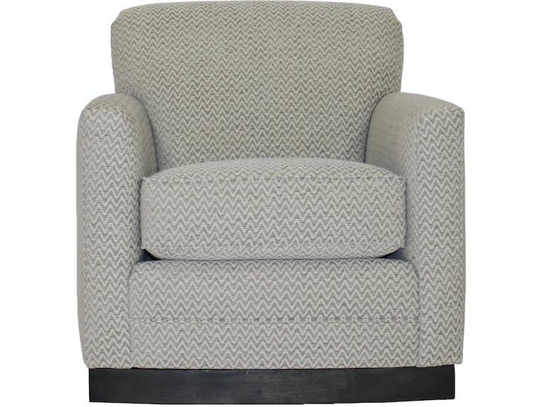 Vanguard Paris Swivel Chair W133 Sch