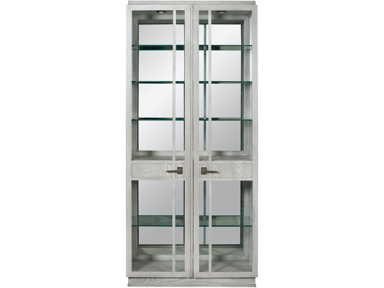 dining room furniture san antonio | Vanguard Furniture Dining Room Tompkins Display Cabinet ...