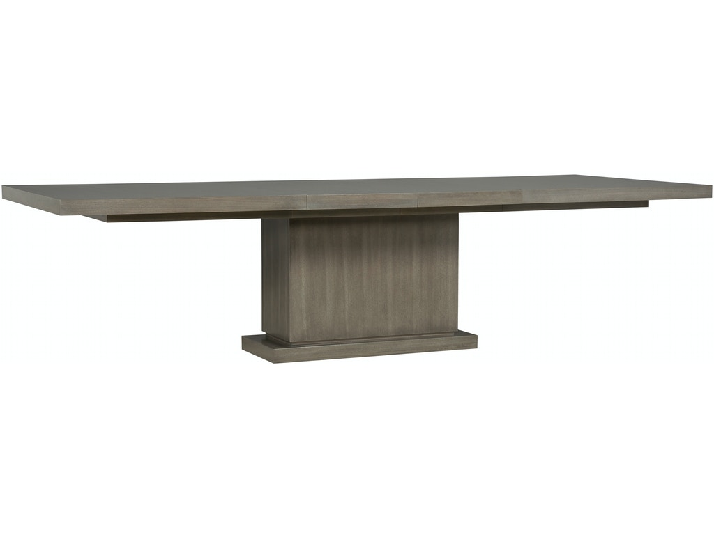 Vanguard Dining Room Bradford Dining Table W738T | Hickory ...