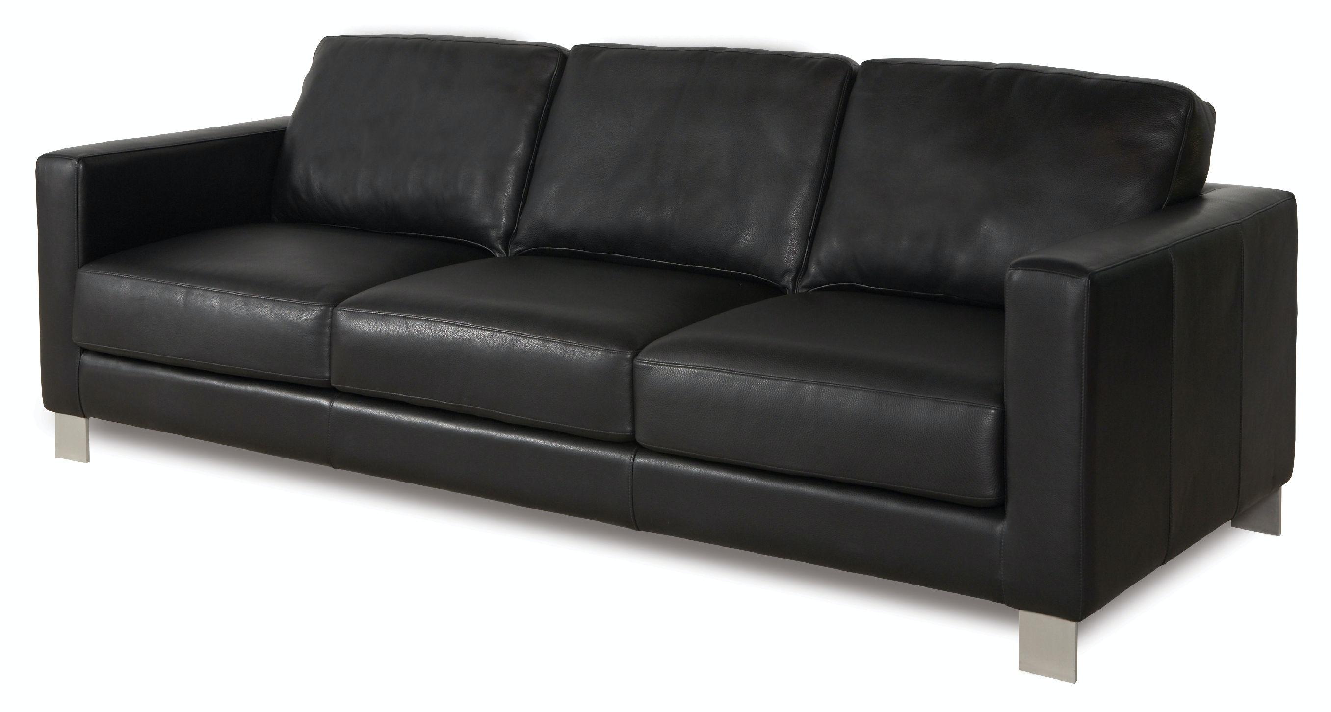 Superbe ALE SO3 ST. Three Cushion Sofa