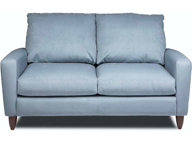 American Leather Two Cushion Loveseat BEN-LVS-ST