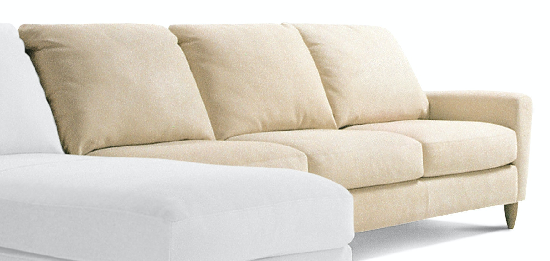 Superb American Leather Left Arm Seating Sofa BEN SO3 LA From Walter E. Smithe