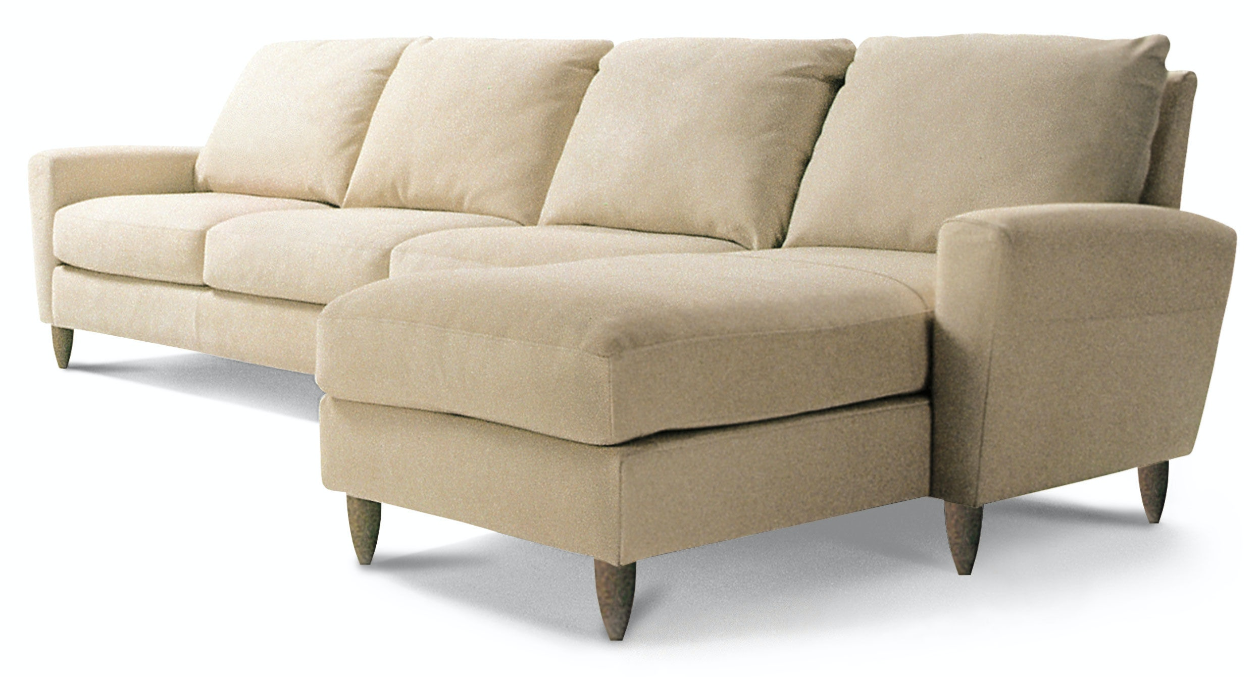 American Leather Bennet Sectional Bennet Sectional