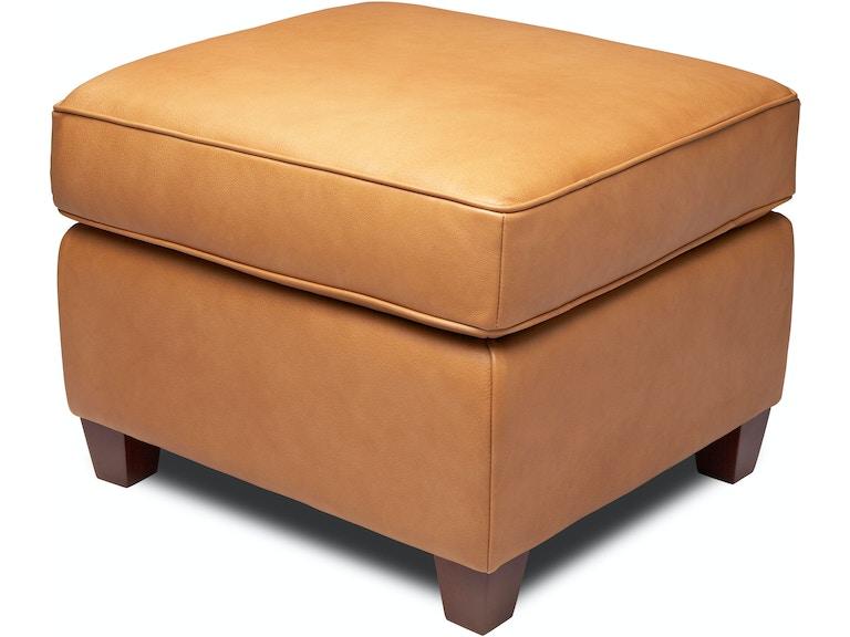 American Leather Living Room Ottoman Bll Oto St Saxon Clark Furniture Patio Design Altamonte