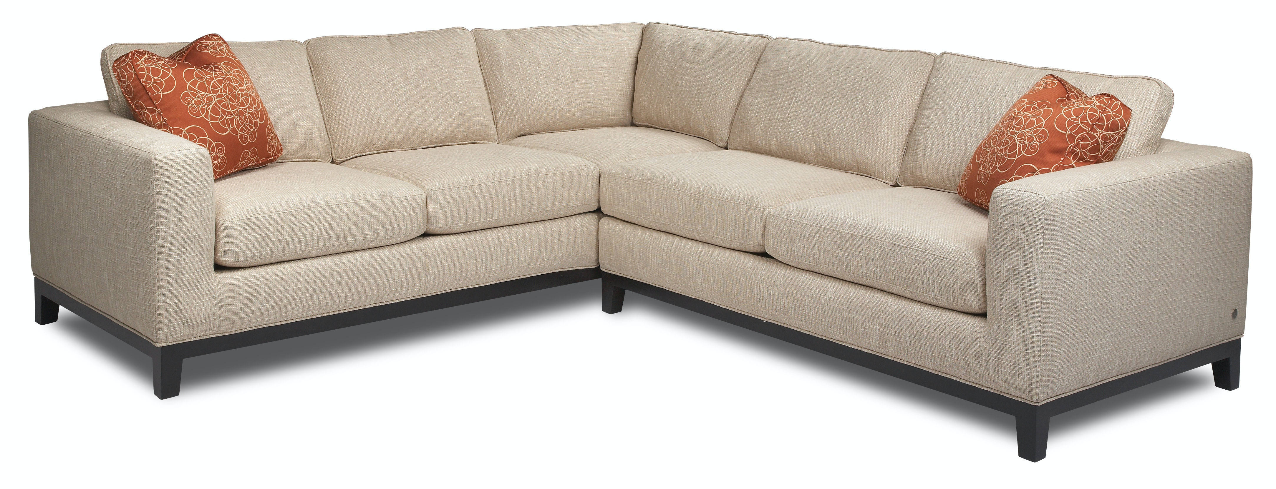 American Leather Brooke Sectional Brooke Sectional