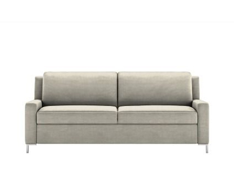American Leather Living Room Two Cushion Sofa Brs So2 Qp At Toms Price Furniture