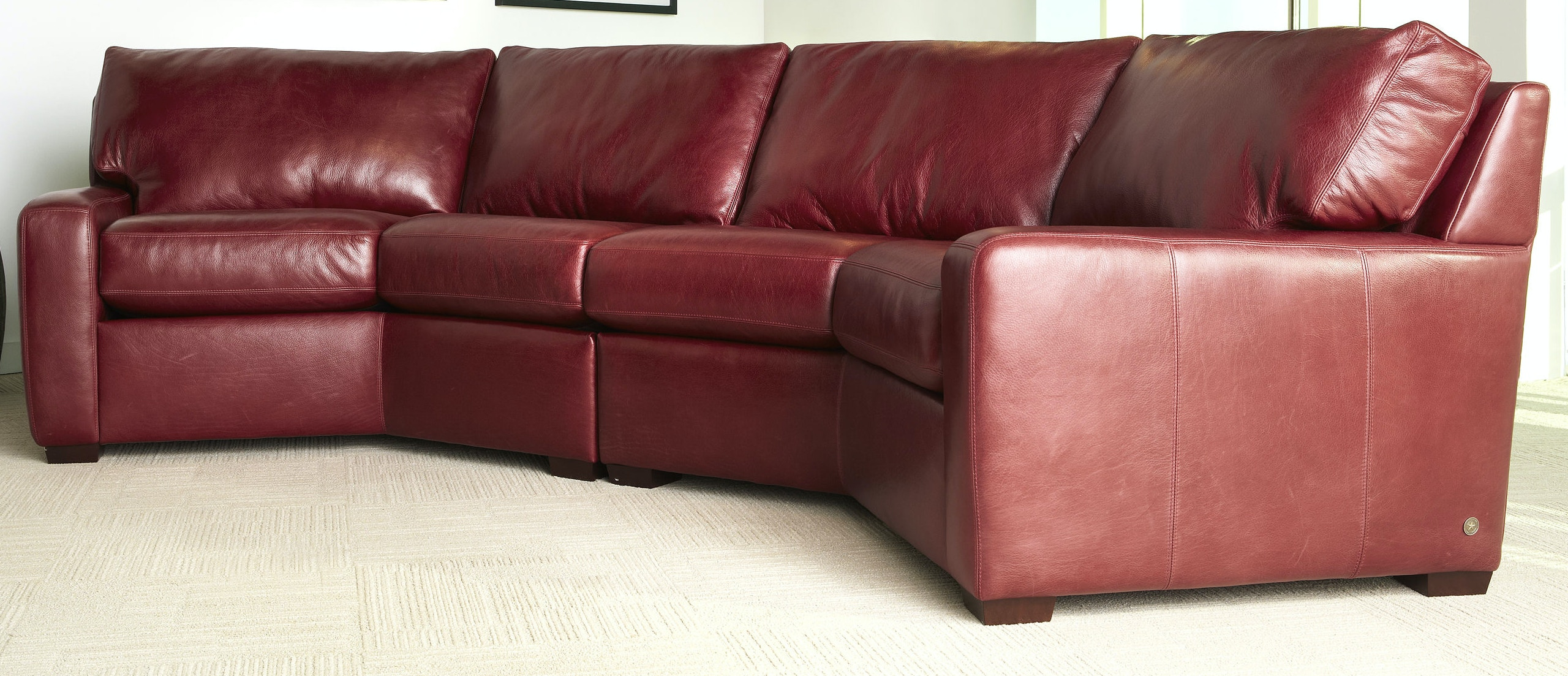 American Leather Carson Sectional