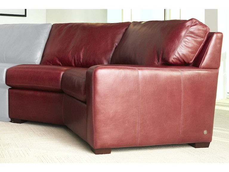 American Leather Living Room Left Arm Seating Wedge CSN-WDG-LA ...