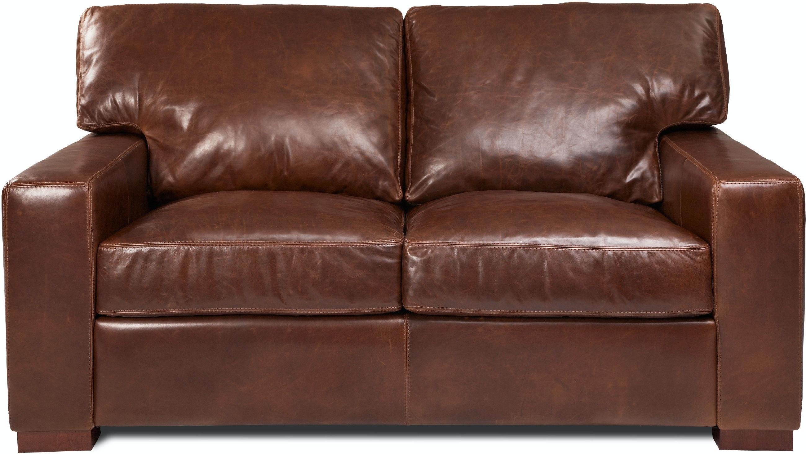 American Leather Living Room Loveseat Dan Lvs St Von
