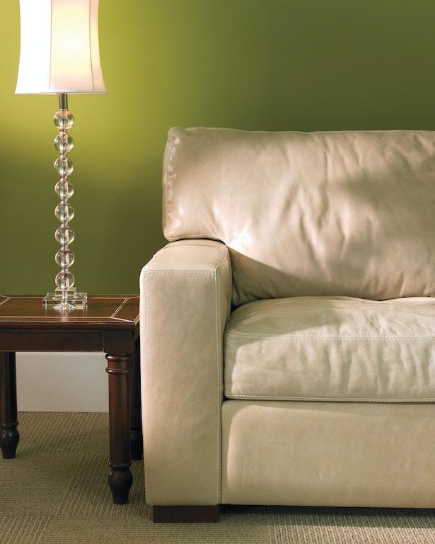 Mcarthur Fine Furniture And Interior Design ~ American leather living room three cushion sofa dan s st