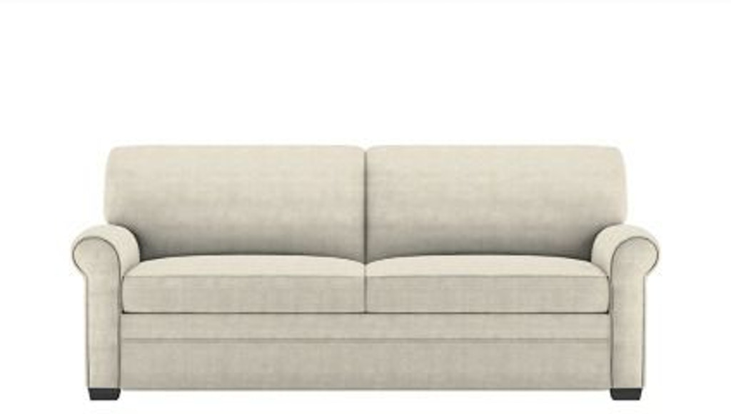 American Leather Living Room Two Cushion Sofa Gne So2 Qp