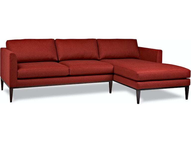Strange American Leather Living Room Henley Sectional Urban Creativecarmelina Interior Chair Design Creativecarmelinacom