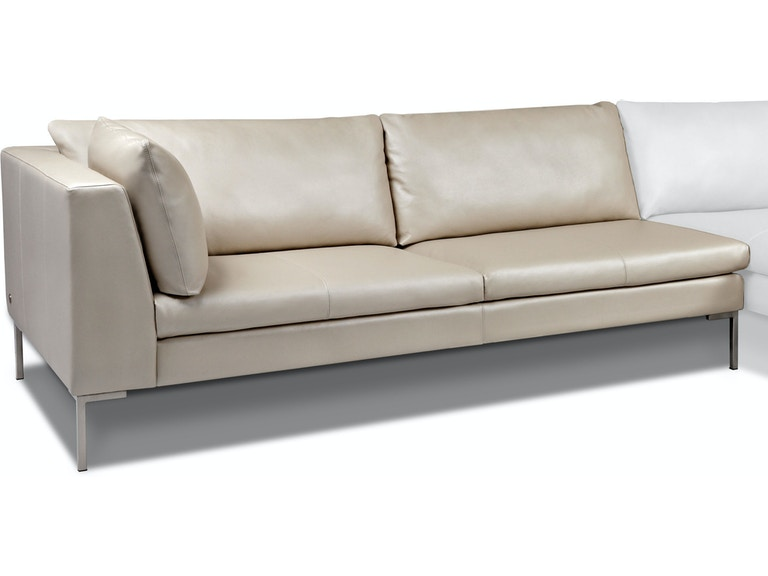 American Leather Right Arm Two Cushion Sofa Ins Sm2 Ra In Portland Oregon