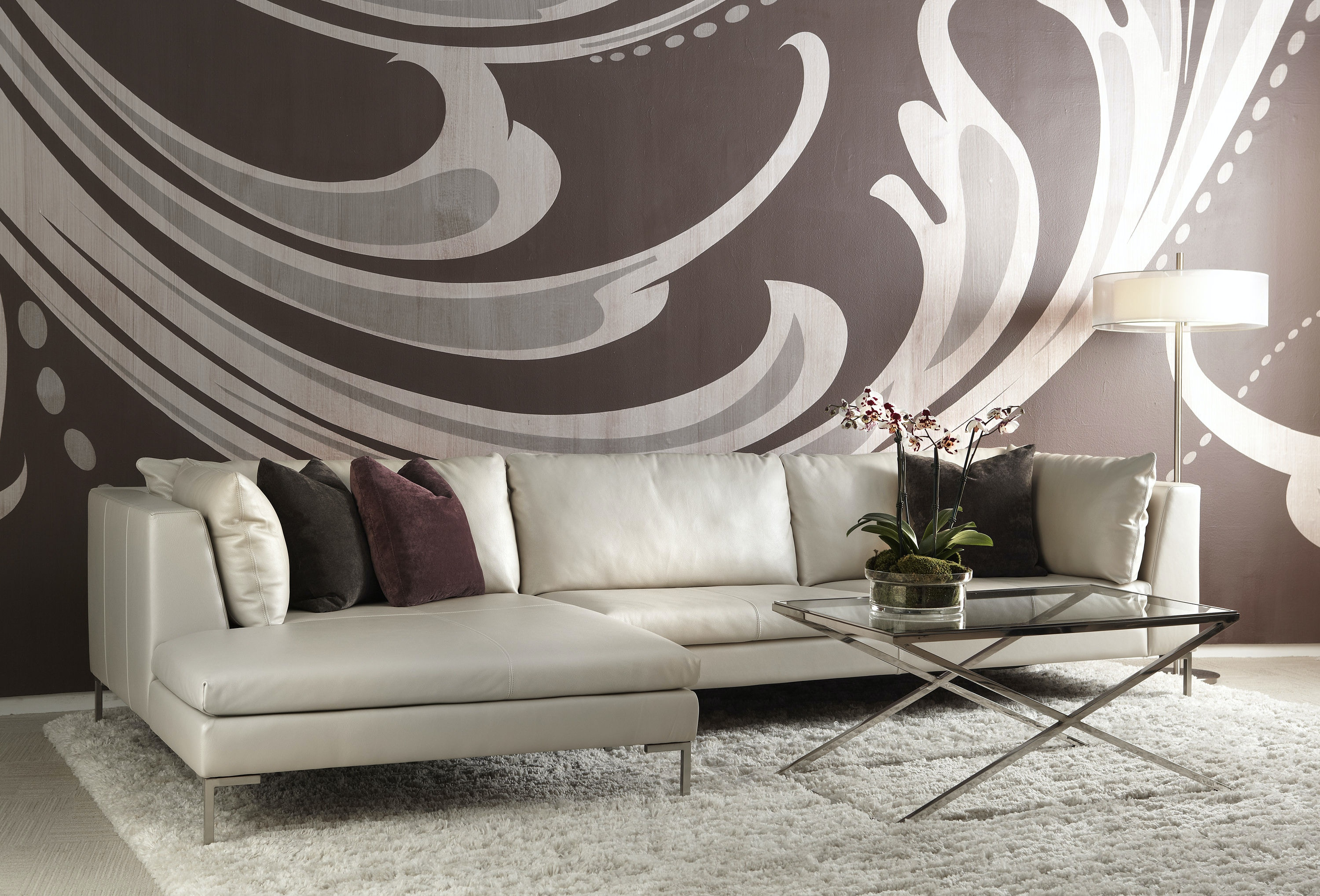 Style design american leather inspirational sofa
