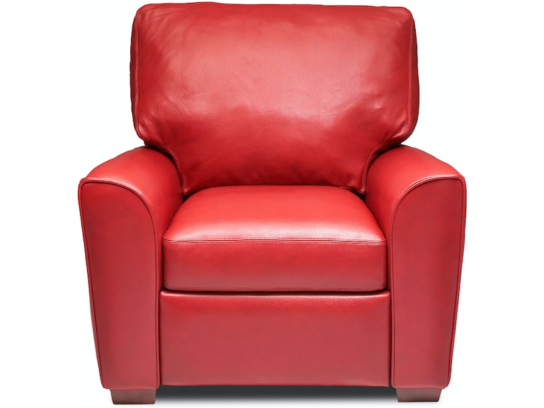American Leather Recliner Chair Kad Rec St