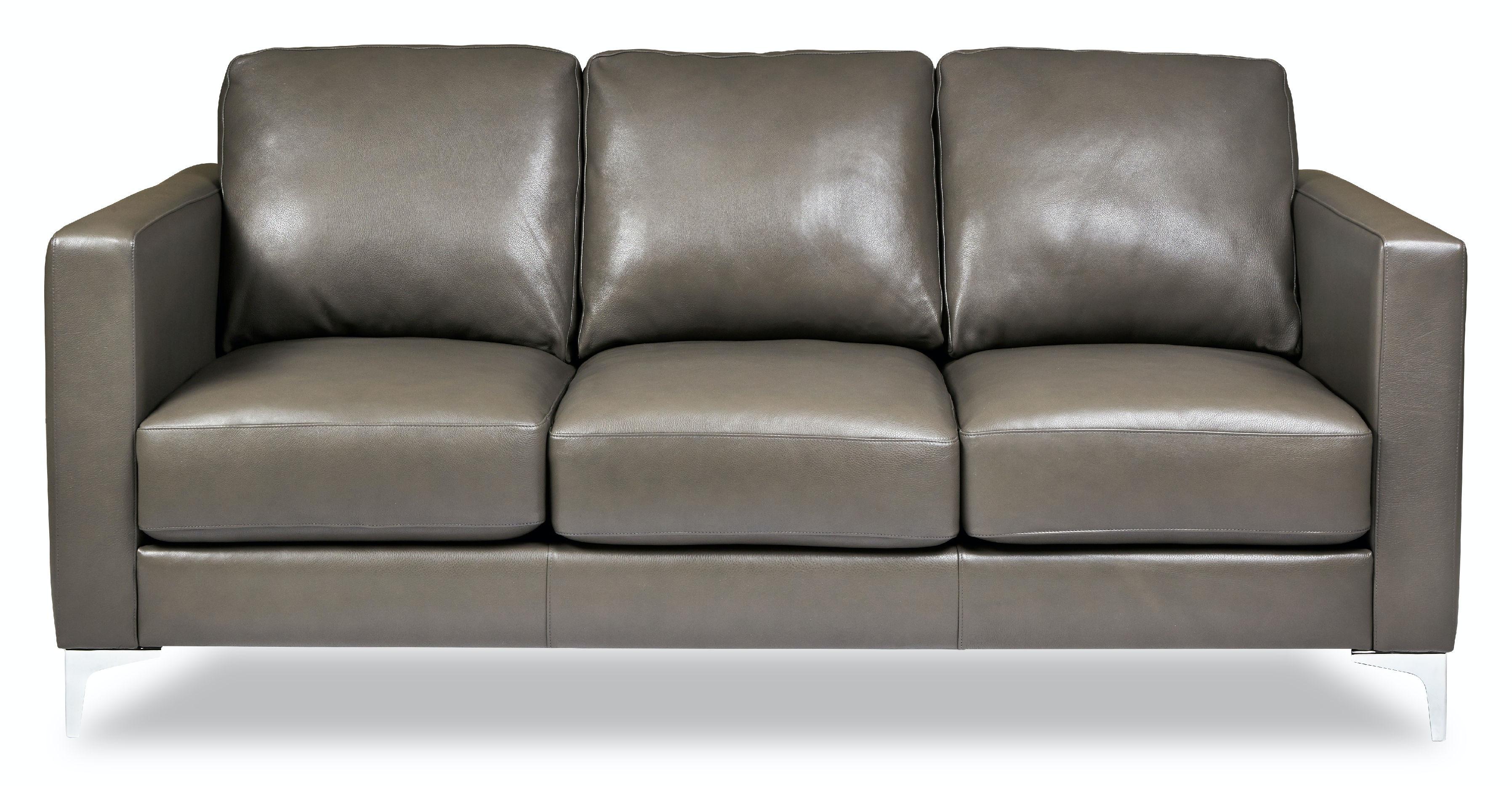 American Leather Three Cushion Sofa KND SO3 ST