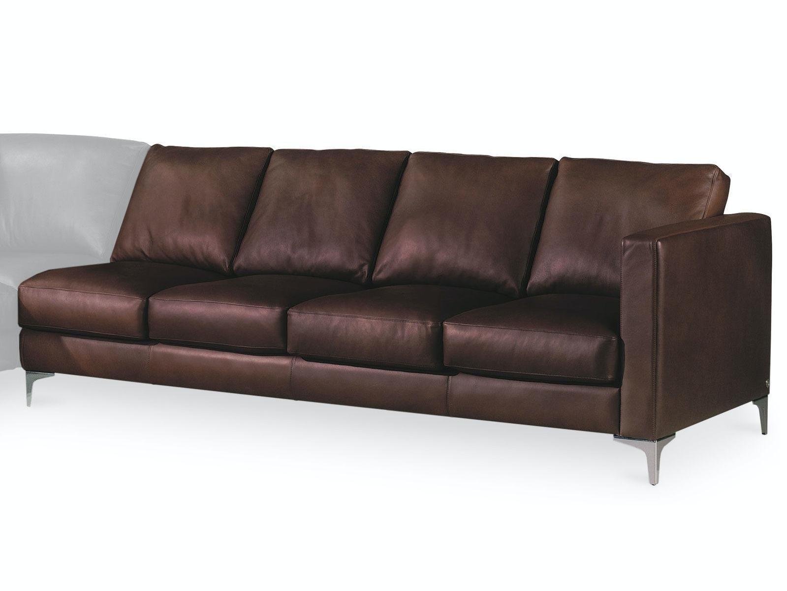 Charmant American Leather Left Arm Four Cushion Sofa AMLKNDSO4LA From Walter E.  Smithe Furniture + Design