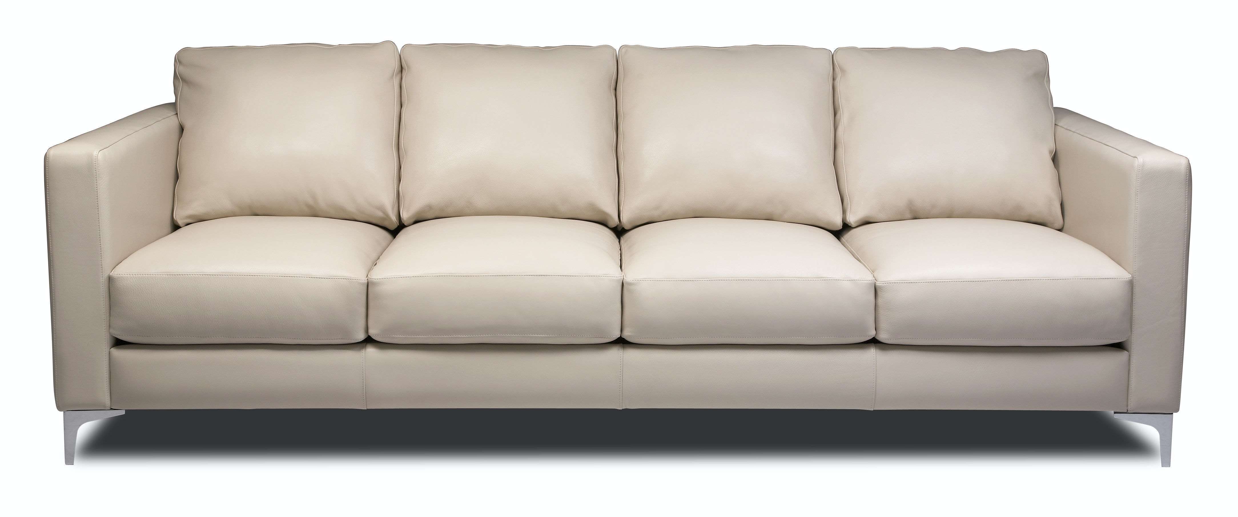 Genial American Leather Four Cushion Sofa AMLKNDSO4ST From Walter E. Smithe  Furniture + Design